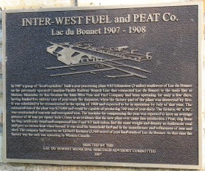 INTER-WEST FUEL and PEAT Co. 1907 - 1908