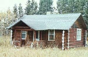 Hans Erickson Cabin