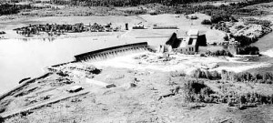 Pinawa Generating Station - circa 1926 (Old Pinawa)